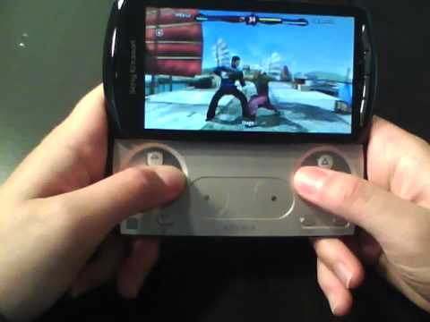IN-DEPTH: Sony Xperia Play & GAMES DEMO