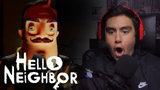 THIS GAME IS SCARY AGAIN & MY BODY IS READY | Hello Neighbor (Full Release)