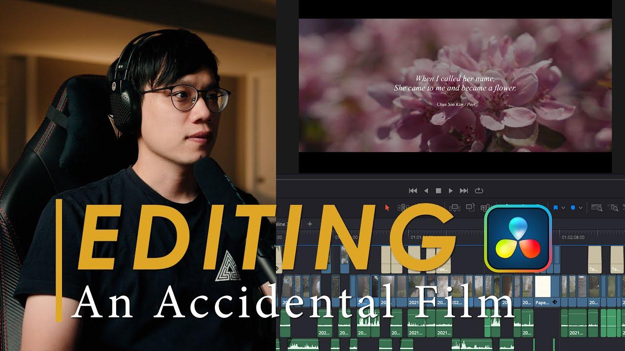 7 Steps to Edit An Accidental Film in DaVinci Resolve|Sony FX3