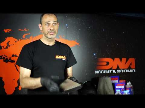 DNA High Performance Filters - How To clean your DNA Air Filter