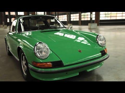 1973 Porsche 911E Targa - Up Close & Personal
