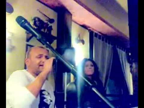 Davide Tortorelli e Manuela kantano Un Cuore Malato al Liberty-Bell ell.flv