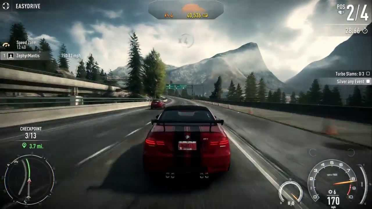 need for speed rivals pc gameplay hd 1080p max settings. Black Bedroom Furniture Sets. Home Design Ideas