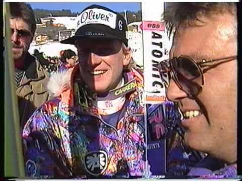 Alpine Ski WM 1991 Saalbach Hinterglemm