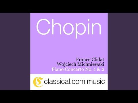 Piano Concerto No. 1 In E Minor, Op. 11 - Romanze: Larghetto