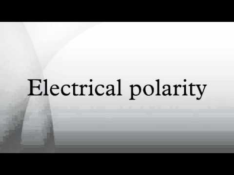 Electrical polarity - YouTube