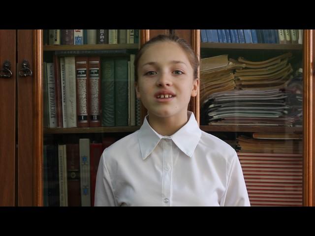 Изображение предпросмотра прочтения – НатальяБелопухова читает произведение «Ворона и Лисица» И.А.Крылова