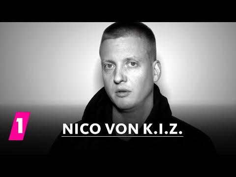 Nico von K.I.Z. im 1LIVE Fragenhagel   1LIVE