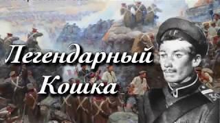 Герой Севастополя матрос Кошка