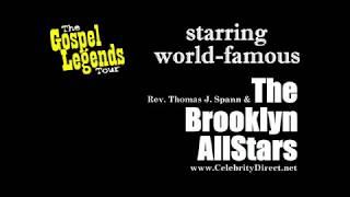 The Brooklyn AllStars - I Stood On The Banks of Jordan - live 2018