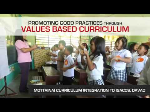 Building a Nation Through Quality Education (Philippines)