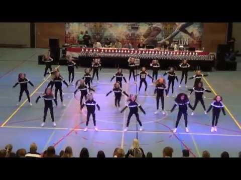 Dance Centre Lisa DC Rebels NK hiphop 2017 DDS