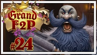 Hearthstone: The Grand F2P #24 - He Got in There and Exploded