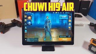 Chuwi Hi9 Air Creative Destruction Gameplay Helio X20 Ultra high settings/Fortnite alternative