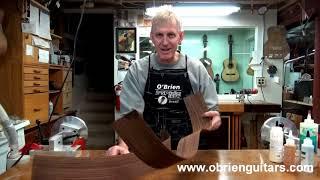 Luthier Tips du Jour Mailbag 79 - Laminating Sides