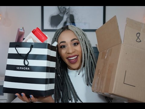 It Cosmetics, Peter Thomas Roth, Sephora I Makeup and Skincare Haul 2016