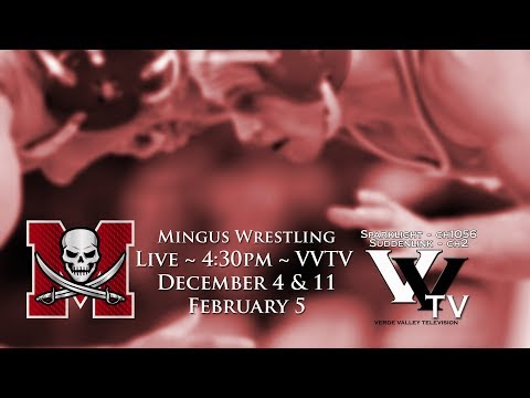 Mingus Wrestling vs Snowflake & Kingman
