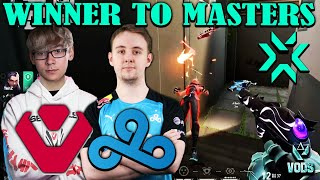 WINNER TO MASTERS ICEĻAND ! SENTINELS VS CLOUD9   VCT NA Stage 2: Challengers Finals MAY 01 2021