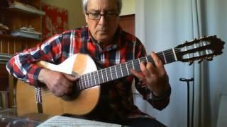 Quando, Quando, Quando - for solo guitar