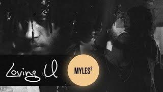 6lack x russ type beat loving u 6lack instrumental   prod by myles squared