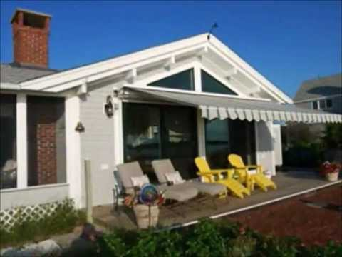 3 Bedroom Cape Cod Vacation Rental on Wellfleet Harbor - Luxury Beachfront Home, property 4999
