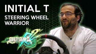Initial T, the Steering Wheel Warrior