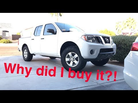 WATCH Before Buying A Nissan FRONTIER!