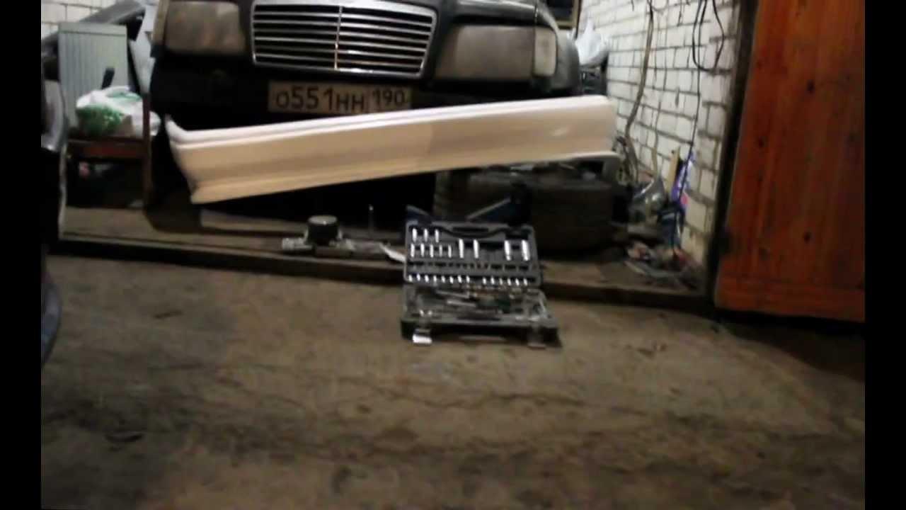 Установка Ксенона на Mitsubishi Lancer X