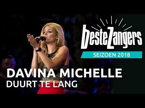 Davina Michelle - Duurt te lang | Beste Zangers 2018