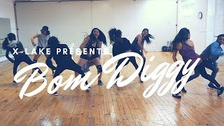 Gambar cover BOM DIGGY | Zack Knight x Jasmin Walia | X-Lake Choreography
