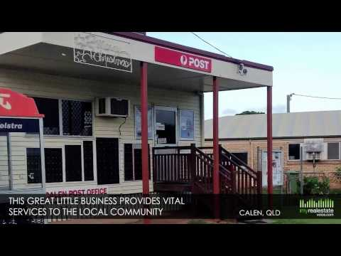 Profitable, Established, Freehold Post Office Business for Sale – Calen, QLD