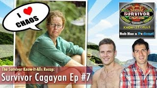 Survivor Cagayan Episode 7 Recap: Know-It-Alls Recap