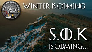 winter is coming - JJ.Adventure Survival school