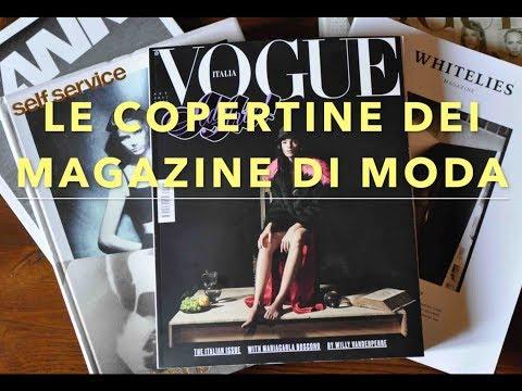 Le Copertine dei Magazine di Moda