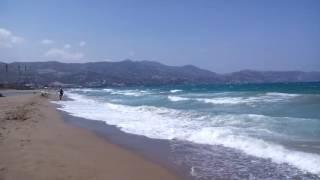Amoudara Beach (Iraklion/Crete/Greece)
