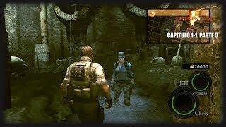Resident Evil 5 Gold Edition: 1-1 Parte 3