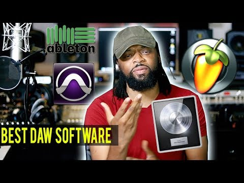 What Is The Best DAW Software For Music Production And Recording | BEST DAW 2019