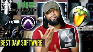 Download lagu What Is The Best DAW Software For Music Production And Recording | BEST DAW 2019