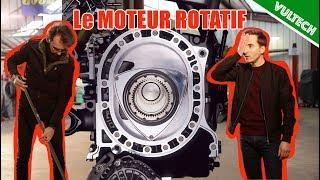 Le moteur WANKEL / ROTATIF : Prometteur...sur le papier - Vilebrequin