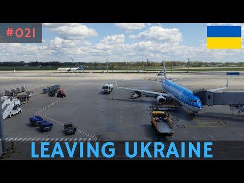 Ukraine 2018: Episode 5 - Leaving Ukraine