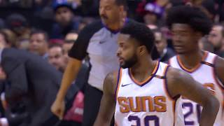 Former Ram Troy Daniels Lighting it up for the Phoenix Suns