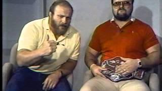 WCW-NWA Wrestling (No.7)