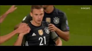 Joshua Kimmich as Right Back   Amazing Performances   YouTube