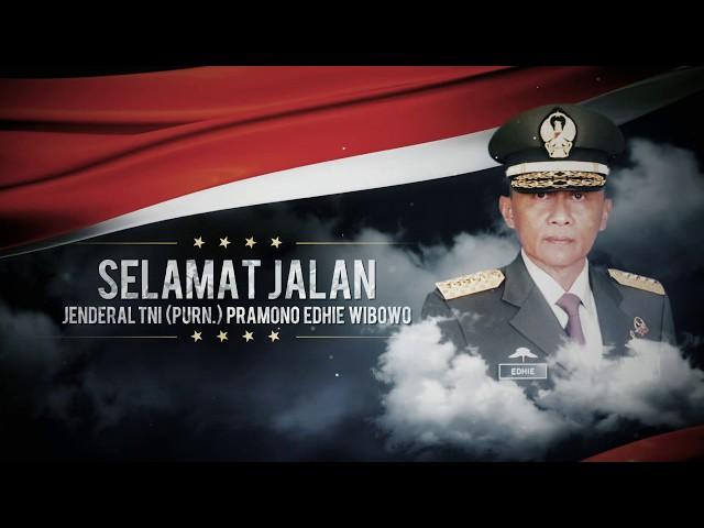 Selamat Jalan Jenderal TNI (Purn) Pramono Edhie Wibowo, Segala Jasamu Akan Kami Kenang
