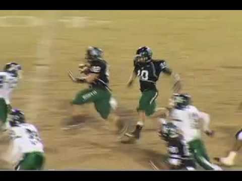 OHSSE 2009 Top Oklahoma High School Football Recruits #1