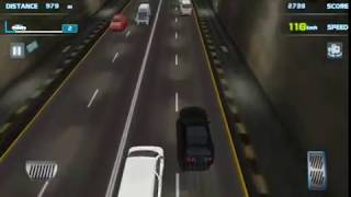Turbo car driving game is super fast driving in 2 way road screenshot 2