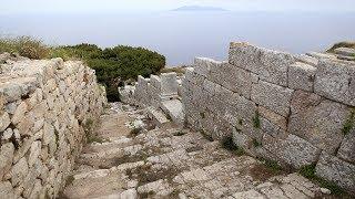 Ancient Thera - Santorini, Greece