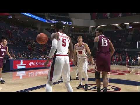 HIGHLIGHTS | Ole Miss defeats Eastern Kentucky 85 - 75 (11/13/17)