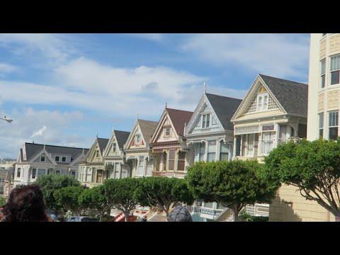 San Francisco - The Painted Ladies