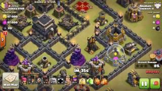 Clash of Clans: Siniristi WAR RECAP #5
